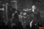 Konzertfoto von Rivers of Nihil auf der The Outer Ones Global Invasion Part II Tour 2018
