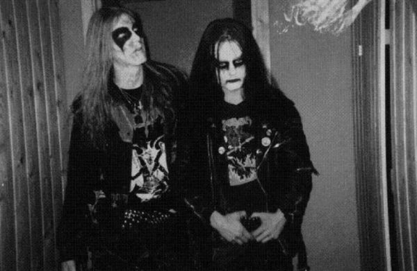 Bild Dead and Euronymous ca 1991