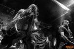 Fotos von Deserted Fear auf der Schrei!nachten Tour 2018