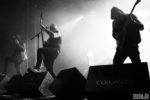 Konzertfoto von Svartidauði - De Mortem Et Diabolum 2018