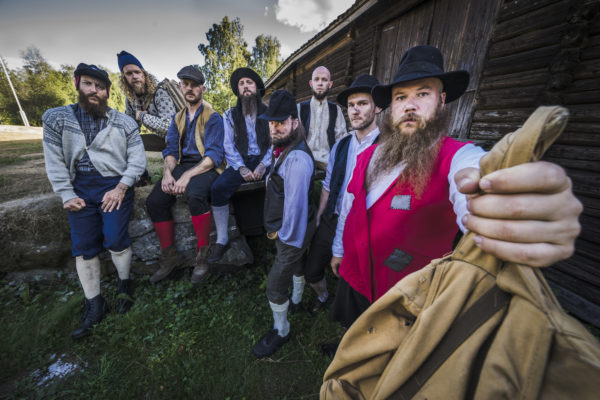 Trollfest - Bandfoto 2019
