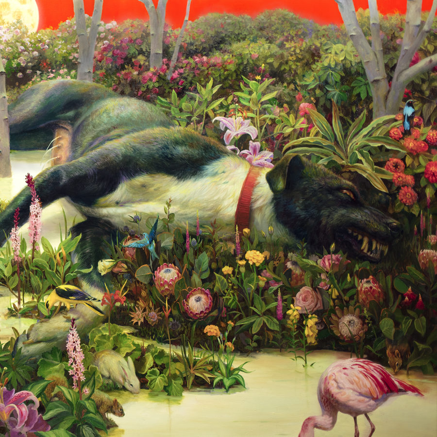 Albumcover Rival Sons - Feral Roots