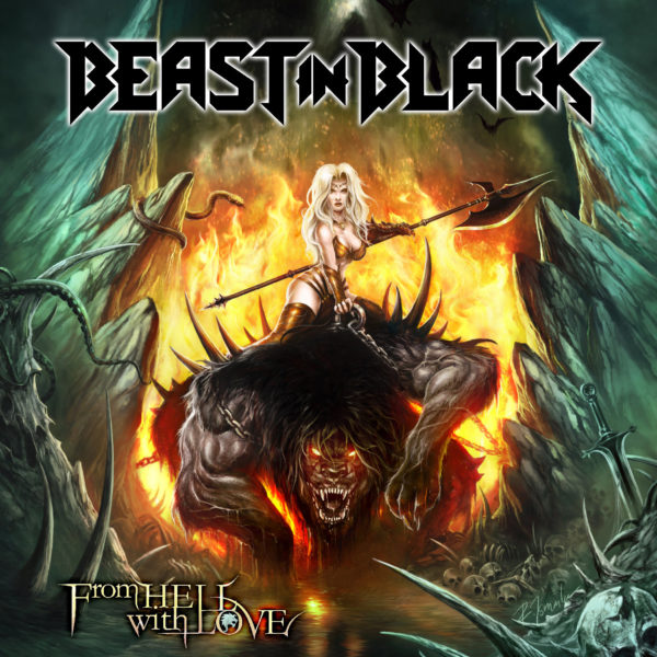 Beast in Black - From Hell With Love (Cover)