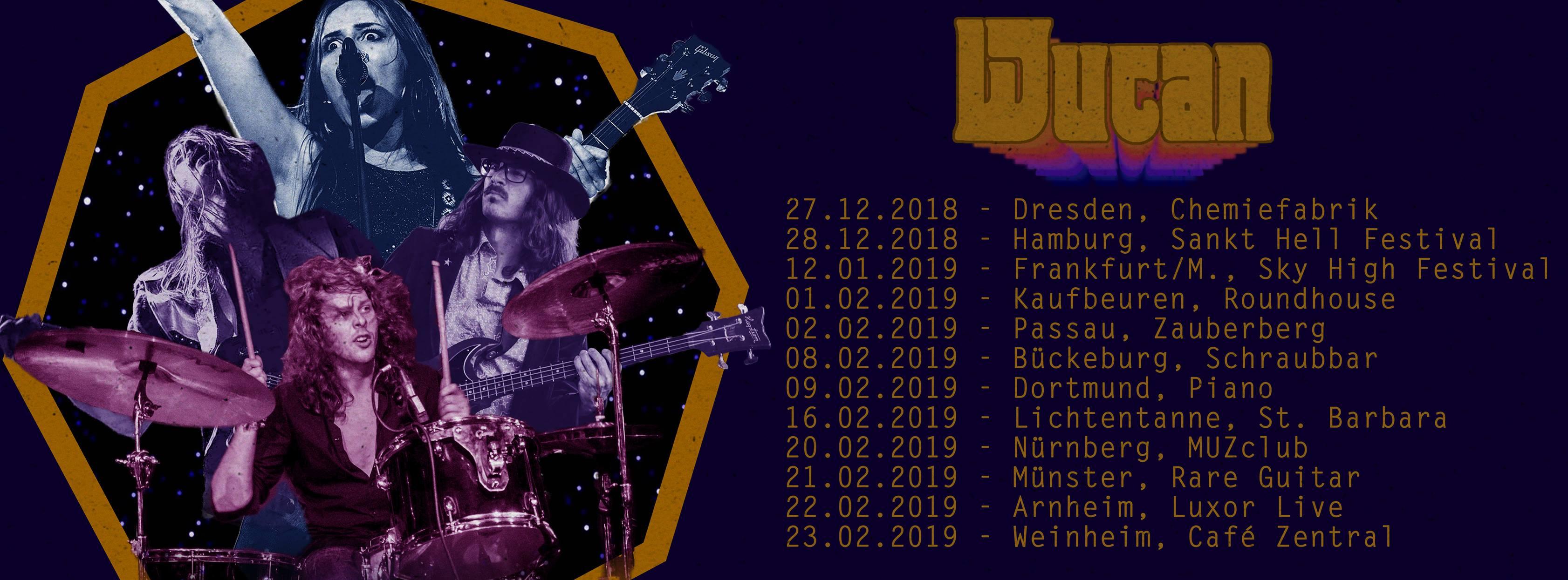 Bild: Wucan Tour 2019 Flyer