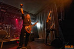 Fotos von Harakiri For The Sky auf der The Sovereign Arsonists Tour MMXIX