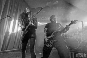 Fotos von Sojourner auf der The Sovereign Arsonists Tour MMXIX