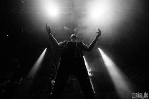 Konzertfoto von Soilwork - Amorphis/Soilwork Europa-Co-Headlinetour 2019