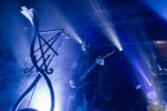 """Fotos von BEHEMOTH auf der """"Ecclesia Diabolica Evropa 2019 e.v.""""-Tour in Hamburg"""