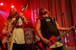 Konzertfotos von Crossplane auf der One Last Ride Tour in Mannheim