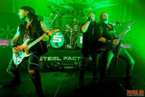 Konzertfoto von U.D.O. auf der Steelfactory World Tour 2019
