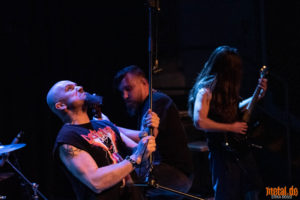 Konzertfoto von Defraktor - Metal Café am 09.02.2019