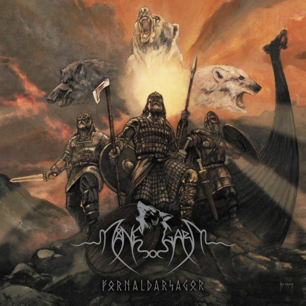 Cover Artwork Månegarm Fornaldarsagor Album 2019