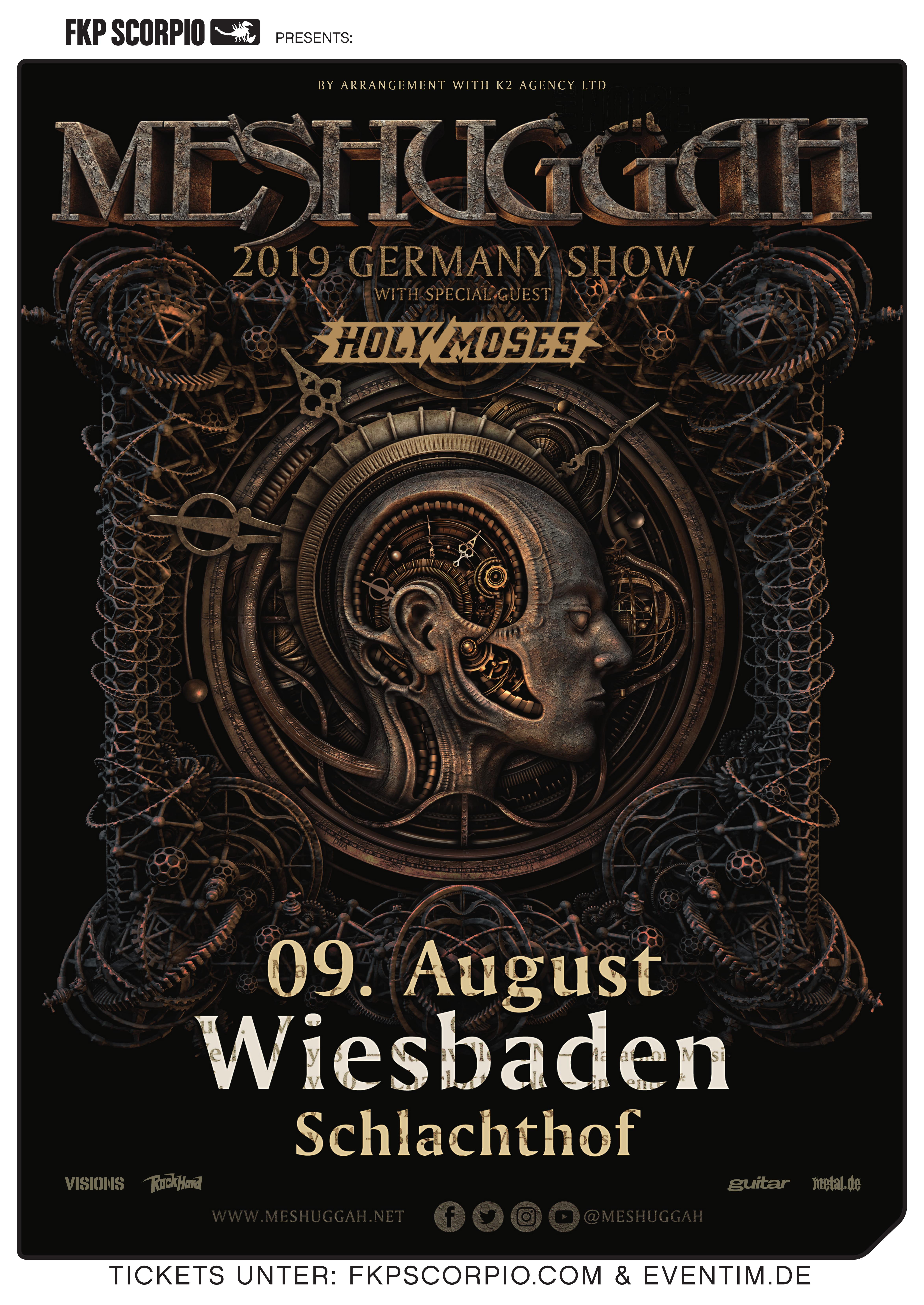 Meshuggah 08.2019