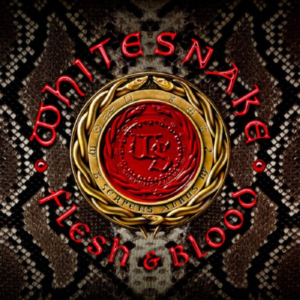 "WHITESNAKE - ""Flesh And Blood"" (2019)"