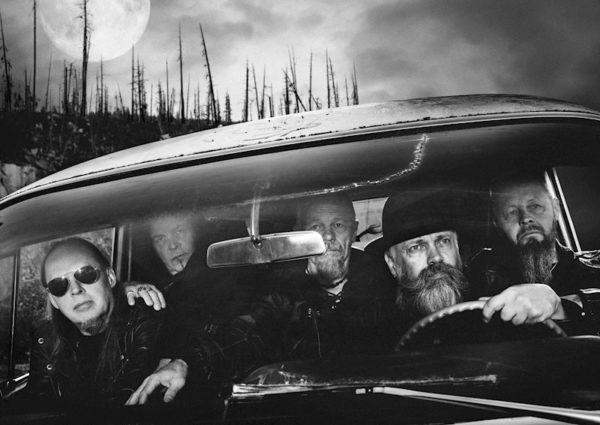 Candlemass - Bandfoto '19