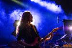 Konzertbilder von Nailed To Obscurity auf Amorphis und Soilwork Europea Co-Headlinetour 2019 in Stuttgart