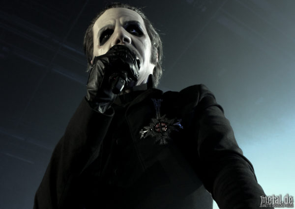 "Konzertfotos von Ghost auf der ""A Pale Tour Named Death 2019"""