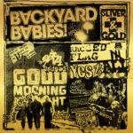 Backyard Babies - Sliver & Gold Cover