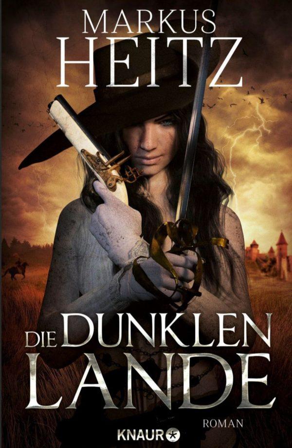 """Markus Heitz: """"Die Dunklen Lande"""""""