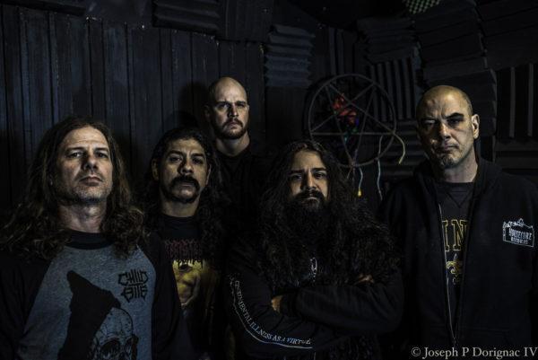 Bandfoto Philip H. Anselmo & The Illegals