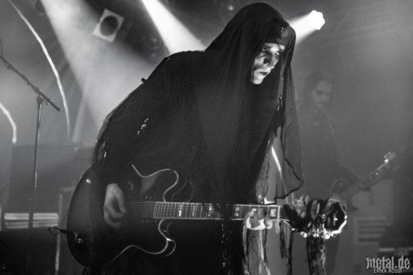 Konzertfoto von Tribulation - Nothern Ghosts Tour 2019