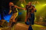 Konzertfoto von Turmion Kätilöt auf der European Tour 2019