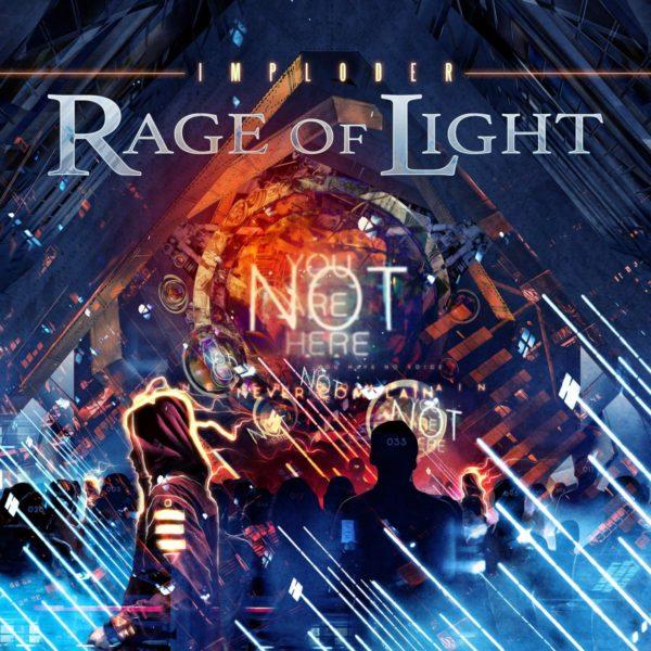 Albumcover Rage Of Light - Imploder