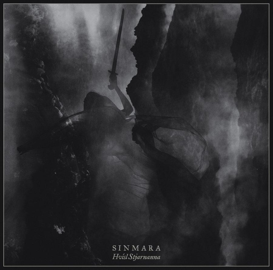 Albumcover Sinmara - Hvísl Stjarnanna