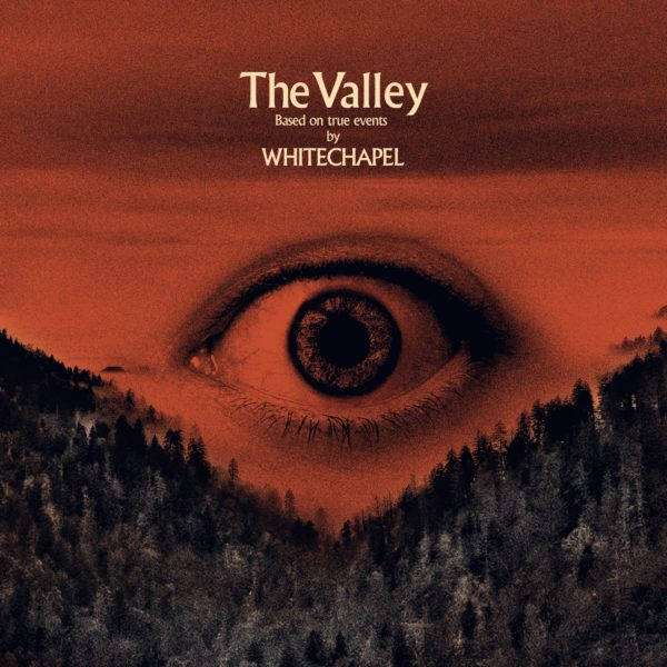 Albumcover Whitechapel - The Valley