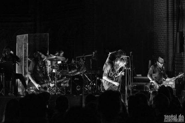 Konzertfoto von Sólstafir - The Midnight Sun: A Light In The Storm Tour 2019