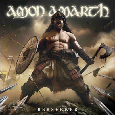 Cover Artwork Amon Amarth Berserker Album 2019