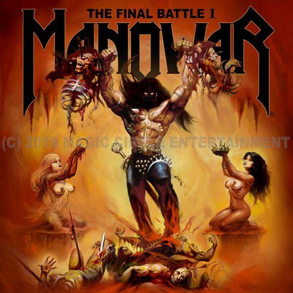 Manowar - The Final Battle I
