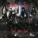 Mötley Crüe - Girls, Girls, Girls Cover