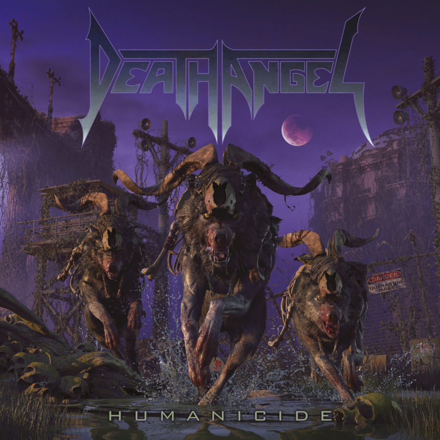 Bild: Death Angel - Humanicide (Artwork)