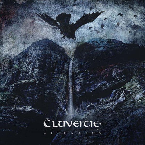 """Cover Artwork von """"Ategnatos"""" von Eluveitie"""