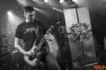 Konzertfotos von Ignition auf der Race To Resurrection Tour 2019