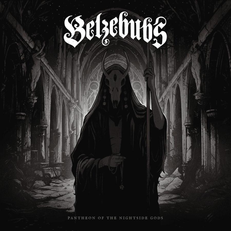 Albumcover Belzebubs - Pantheon Of The Nightside Gods