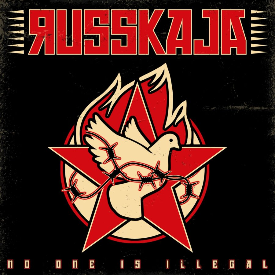 Russkaja - No One Is Illegal (Cover Artwork)