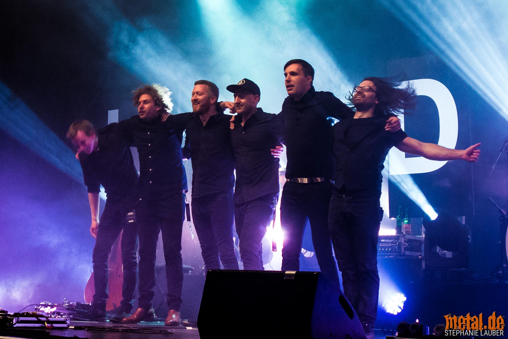 Konzertfoto von Long Distance Calling auf der Seats & Sounds Tour 2019 in Ludwigsburg
