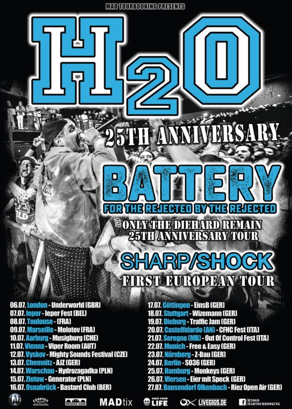 H2O - 25th Anniversary Show