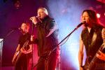 Konzertfoto von den Farmer Boys im Mergener Hof Trier auf der Born Again-Tour Teil 2