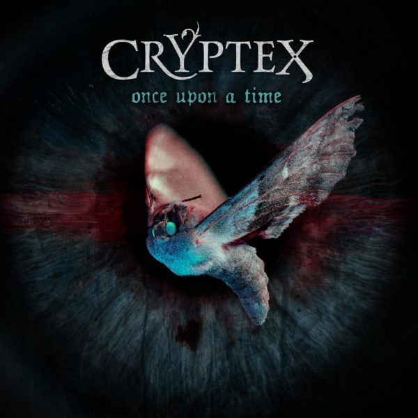 "Cover-Artwork zum Album ""Once Upon A Time"" von Cryptex"