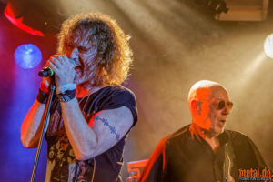 Konzertfotos von Nazareth - On Tour 2019