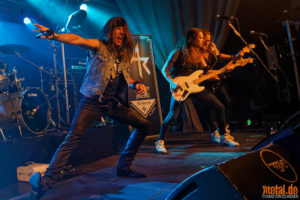 Konzertfotos Air Raid auf dem Delta Metal Meeting 2019