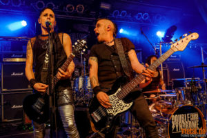 Konzertfotos Double Crush Syndrome auf dem Delta Metal Meeting 2019