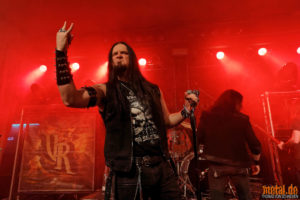Konzertfotos von Vicious Rumors auf dem Delta Metal Meeting 2019