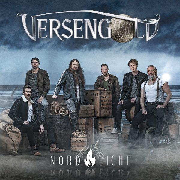 """Cover-Artwork zum VERSENGOLD-Album """"Nordlicht"""""""