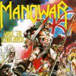 Manowar - Hail To England Cover