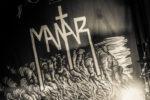 Konzertfotos von Mantar im KFZ, Marburg 2019