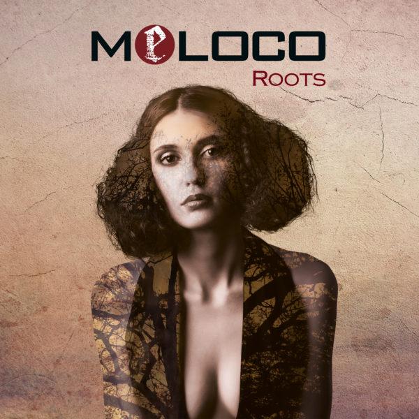 """Cover von MELOCOs Album """"Roots"""""""